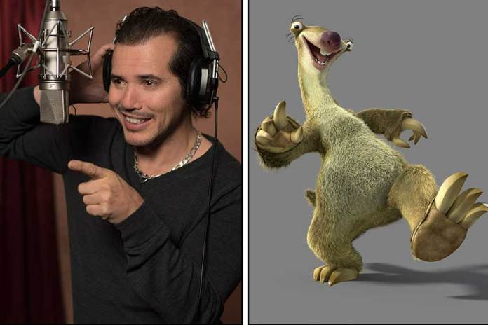 Image result for John Leguizamo - Sid (Ice Age)