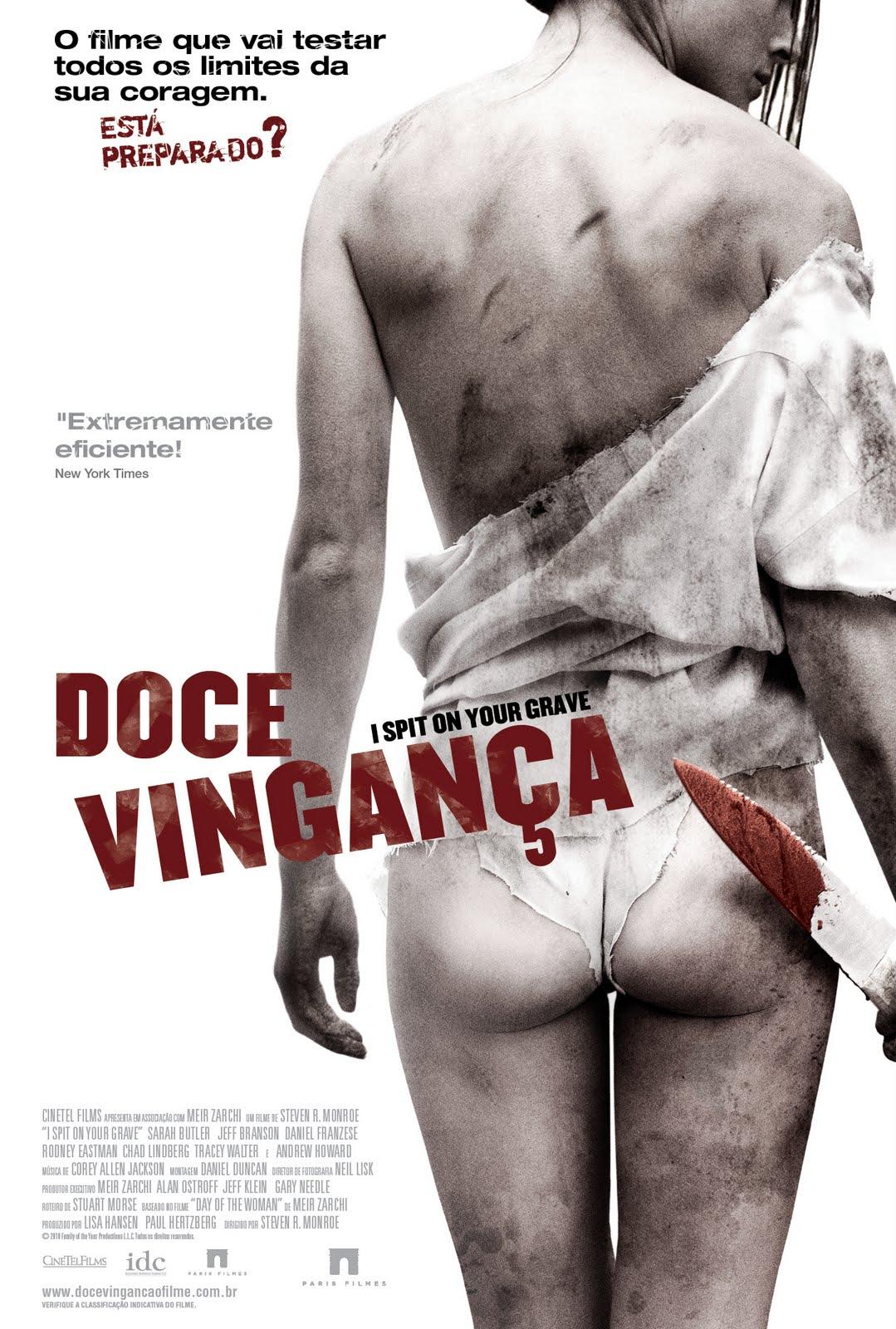 Poster do filme Doce Vingança