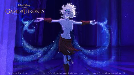 Disney + Game of Thrones