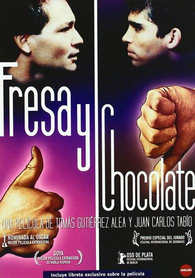 fresa-y-chocolate-pelicula-poster