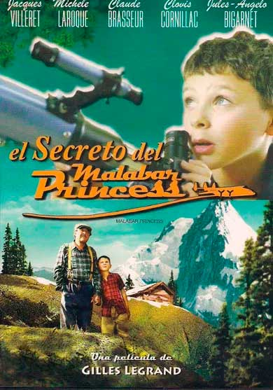 EL SECRETO DEL MALABAR PRINCESS