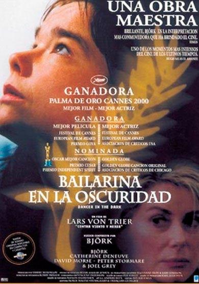BAILARINA EN LA OSCURIDAD