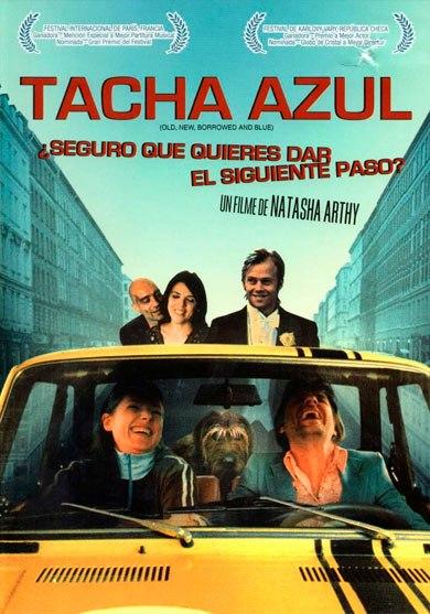 TACHA AZUL