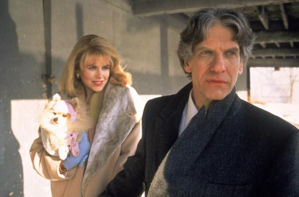 Image result for David Cronenberg To Die For