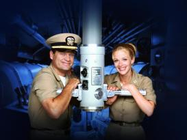 Image result for lauren holly in down periscope