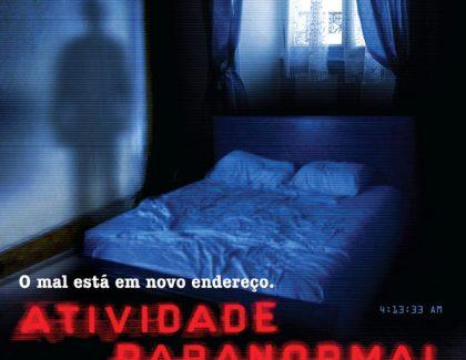 Poster do filme Atividade Paranormal - Tóquio