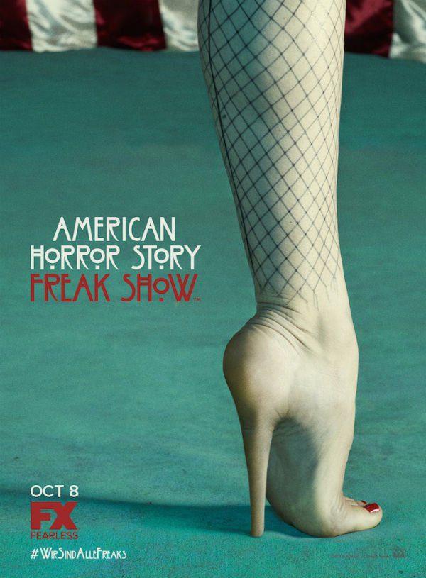 Poster do filme Circo dos Horrores