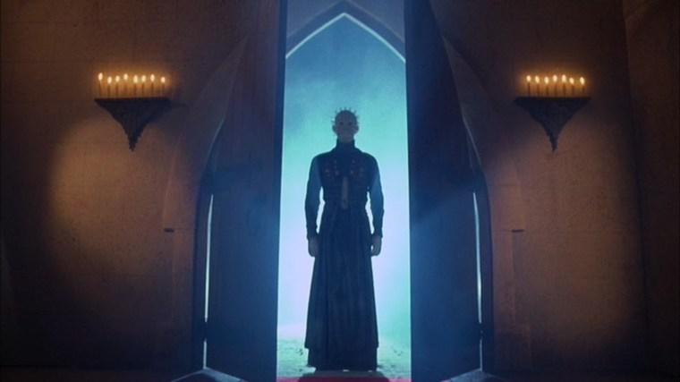 Hell on Earth church doors
