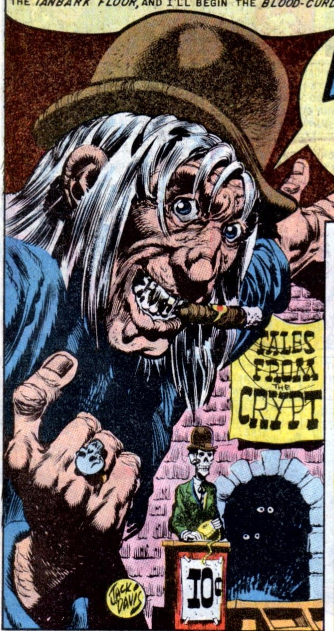 The Crypt Keeper