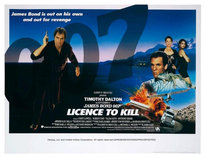 License to Kill – 30th Anniversary Retrospective