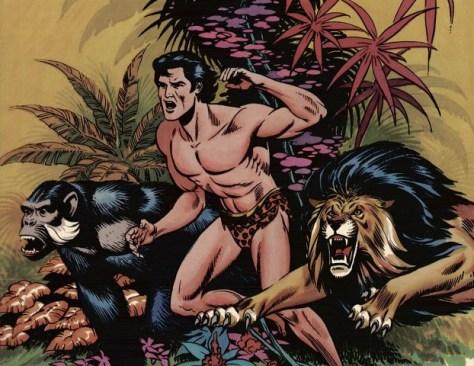 Tarzan Portrait
