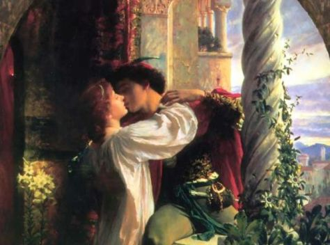 romeo juliet painting