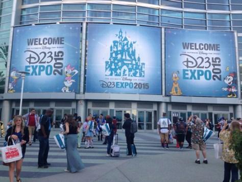 d23 front entrance