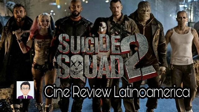 Gran recibimiento del público 'Escuadrón Suicida 2' empezará a rodar en diciembre de este año