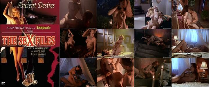 Sex Files Ancient Desires (2000) Poster - Free Download & Watch Full Movie @ cinerotic.net