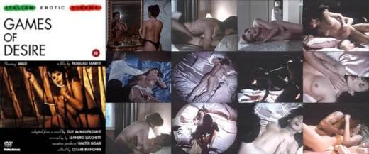 Games of Desire (1991) Poster - Free Download & Watch Full Movie @ cinerotic.net