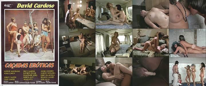Caçadas Eróticas (1984) Poster - Free Download & Watch Full Movie @ cinerotic.net