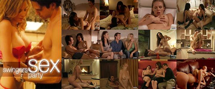 Swingers Sex Party (2007) Poster - Free Download & Watch Full Movie @ cinerotic.net
