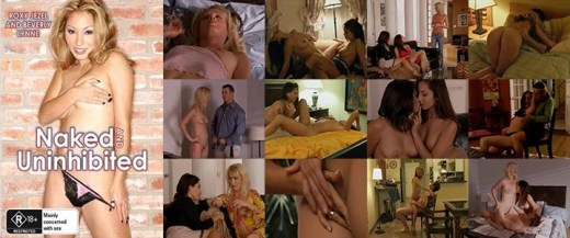 Naked and Uninhibited (2007) Poster