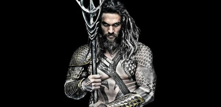 Aquaman - Estrenos de superhéroes en 2018