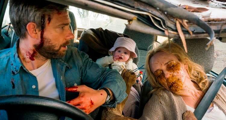 Cargo: Lentos y entretenidos zombies australianos : Cinescopia