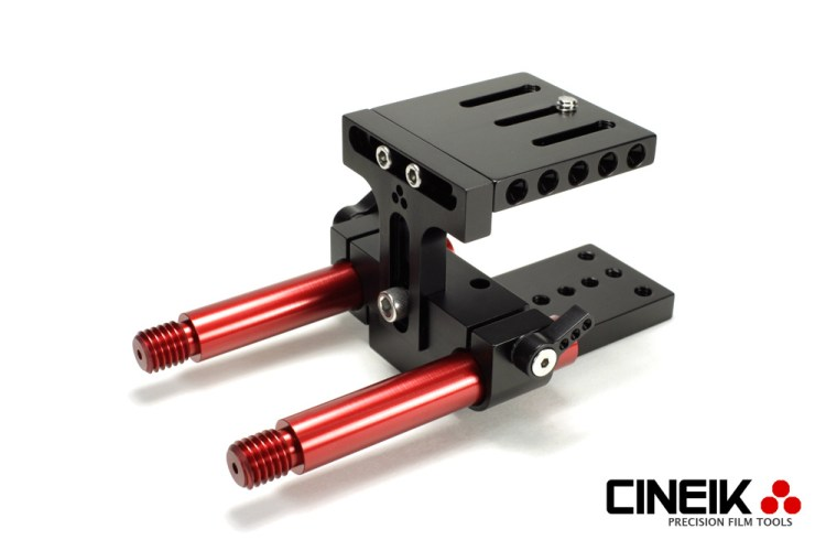 CINEIK Whole System Red Rails