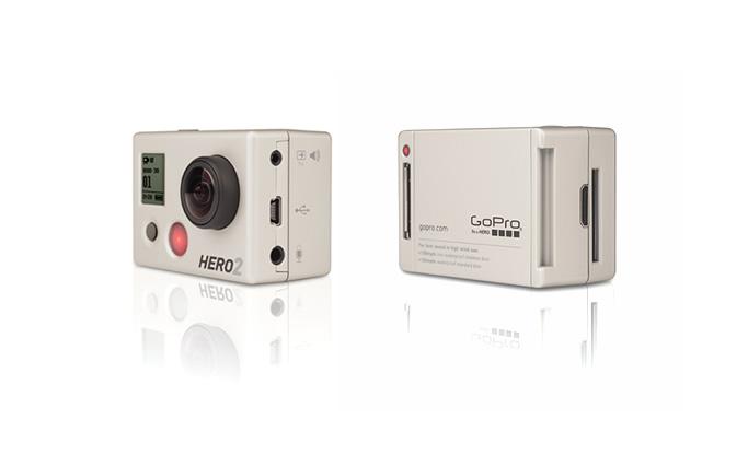 GoPro HD HERO2 With Technicolor CineStyle in New Protune