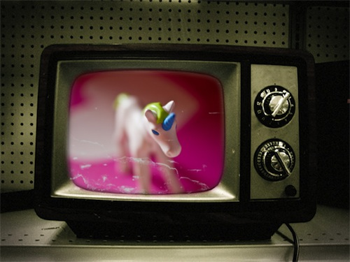VW Unicorn TV
