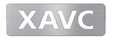 Sony XAVC