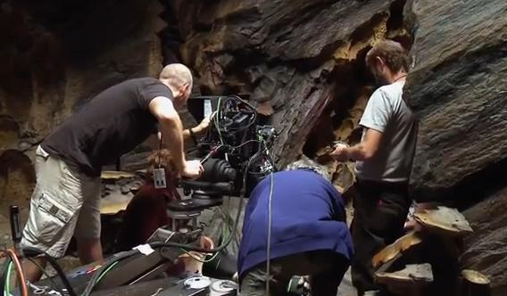The Hobbit Camera 1