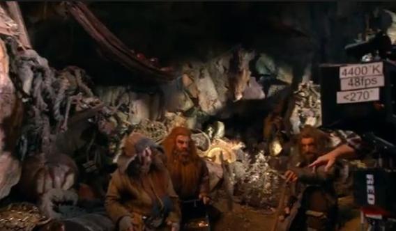 The Hobbit Camera 100