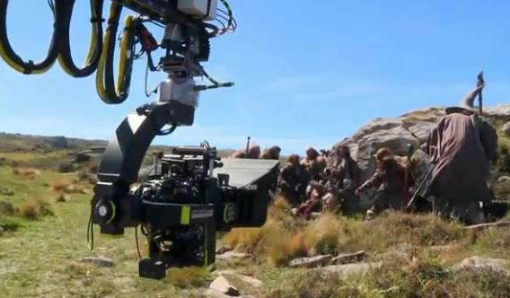 The Hobbit Camera 67