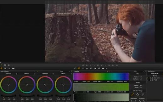 CinemaDNG ACES Colour Space