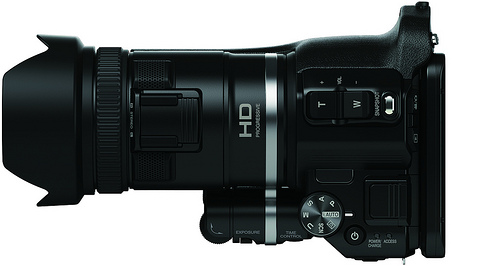 JVC Slomotion Camera