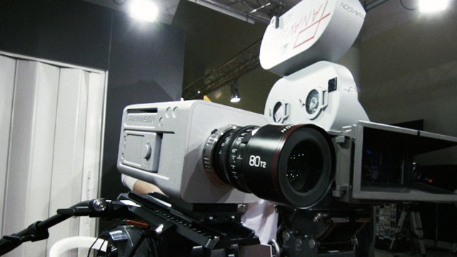 Panavision 70mm Digital Camera