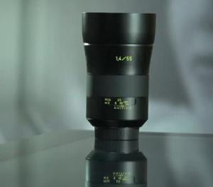 Carl Zeiss 55mm Lens