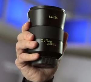 Carl Zeiss Distagon 55mm Lens