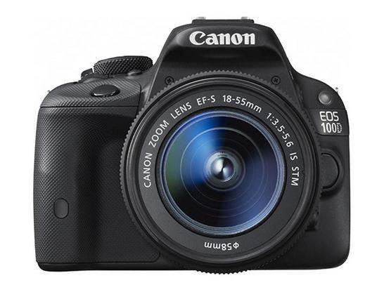 Canon EOS 100D Camera