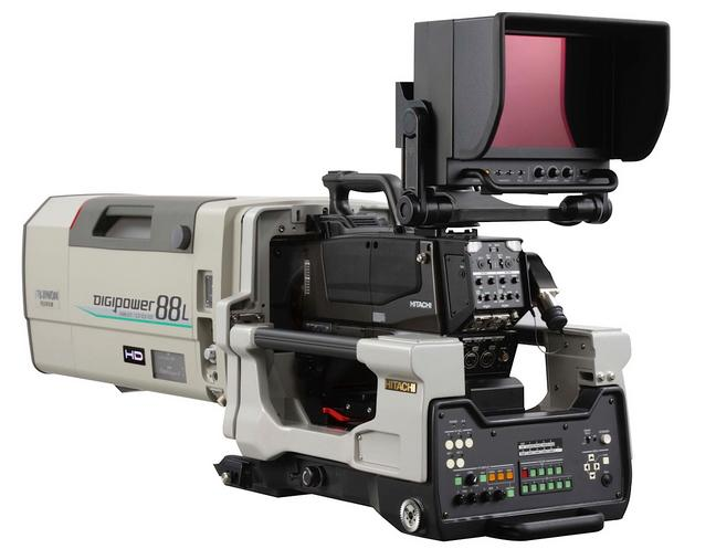 Hitachi SK-HD2200 Camera
