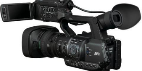 JVC Professional GY-HM650 Camera