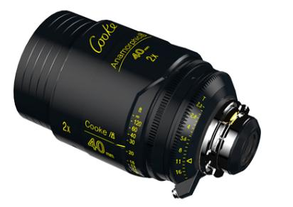 Cooke Anamorphic i Look Lens