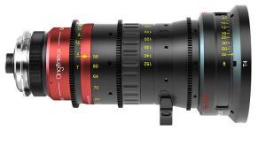Optimo Anamorphic 56-152mm 2S series zoom Lens