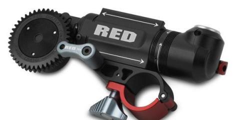 RED LENS MOTOR