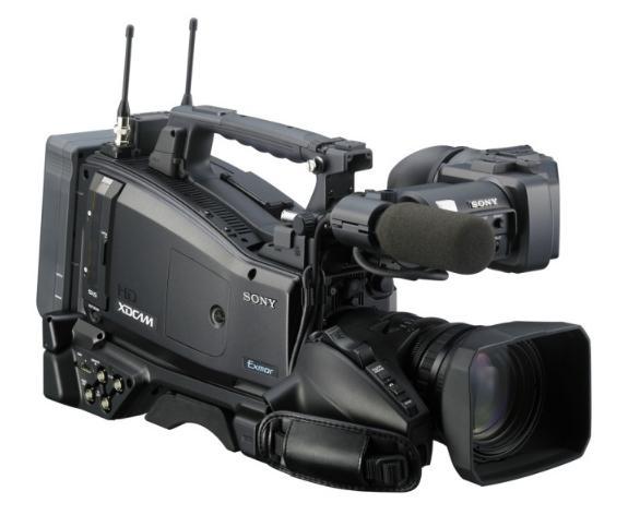 Sony PMW-400 Camera