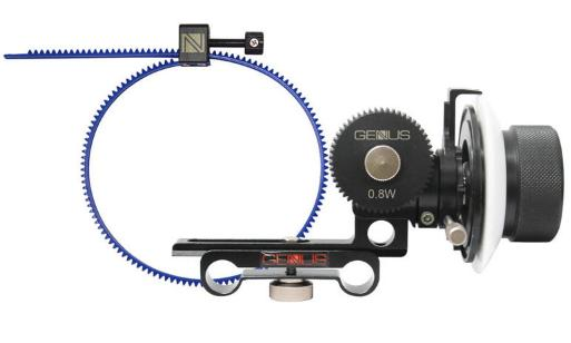 Genus Bravo Deluxe Follow Focus System
