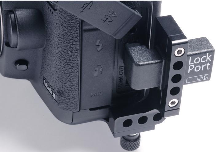 Professional LockPort USB Port Saver 5D II