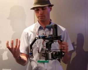 Relentless Brushless Gimbal Camera Rig