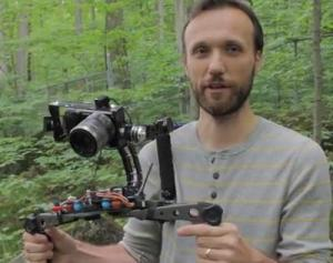 DIY Brushless Gimbal Camera Rig