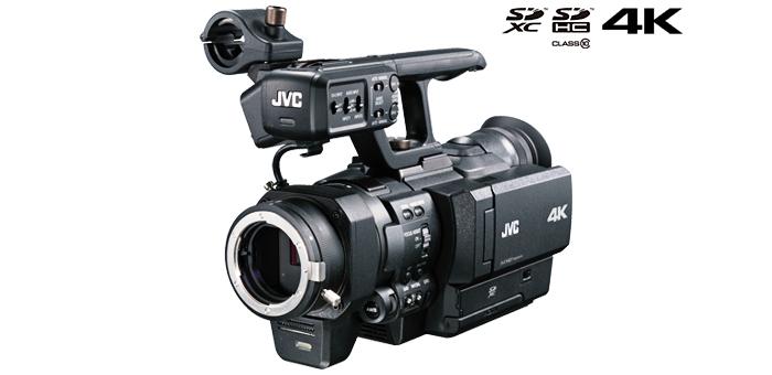 JVC 4K Nikon F-Mount JY-HMQ30 Camera