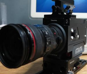 KineRaw Mini Movcam lens